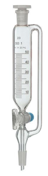 Dropper funnel, 75 ml, 2 NS 29/32