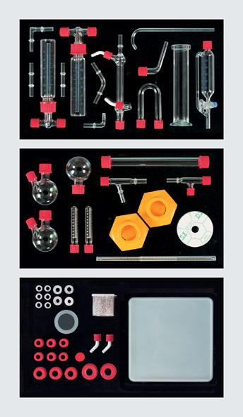 SVS-Combi-Box, Set 1