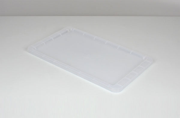 Lid for tray