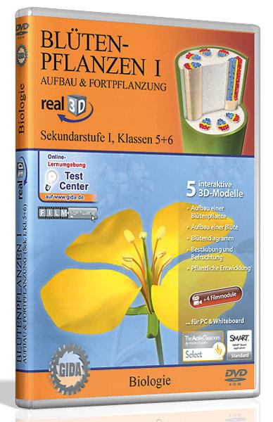 DVD: Flowering Plants I
