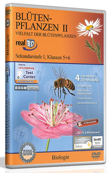 DVD: Flowering Plants II