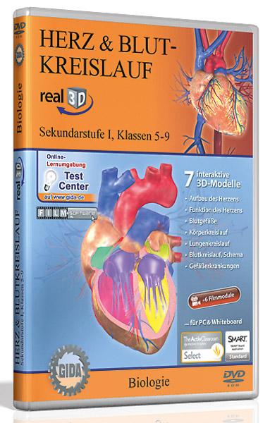 DVD: Heart & blood circulation
