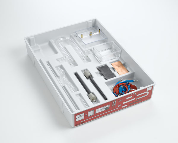 Advanced Science Kit - Set PC CH