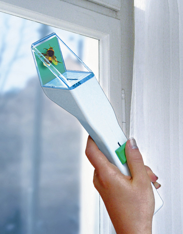 Snapy, device for catching insects