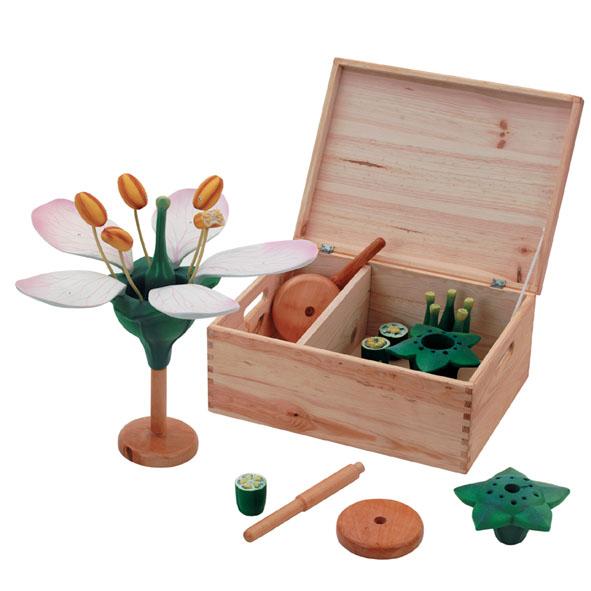 Flower assembly kit