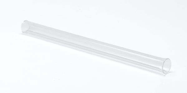 Reaction tube, quartz, 300 x 20 mm dia., SB 19