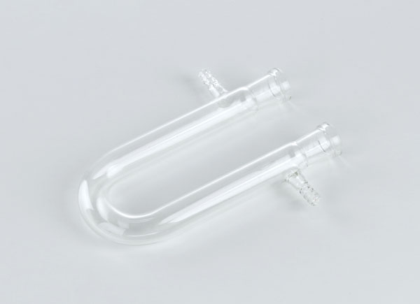 U-Tube, 160 mm, 2 side taps, 2 SB 19