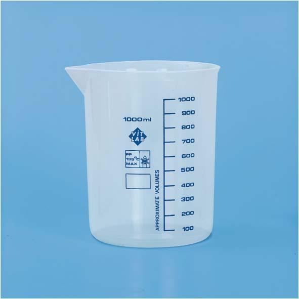 Beaker, PP, 1000 ml