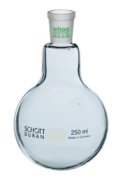 Round-bottom flask, 250 ml, ST 19/26