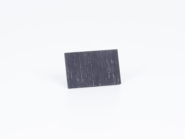 Plate electrode carbon 43 x 28 mm