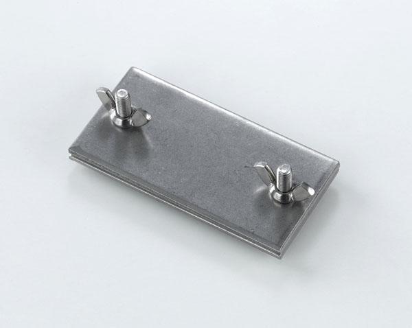 Miniature plastic press