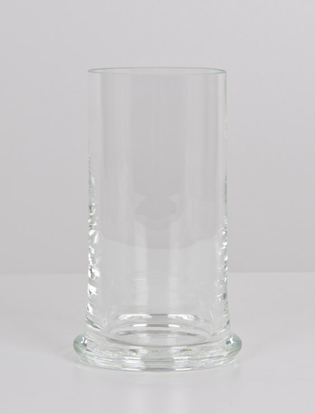 Culture flask, glass, Ø 10 cm