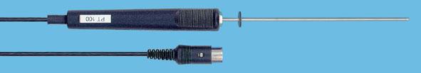 Temperature sensor, Pt 100