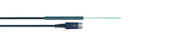 Temperature probe, NiCr-Ni, fast