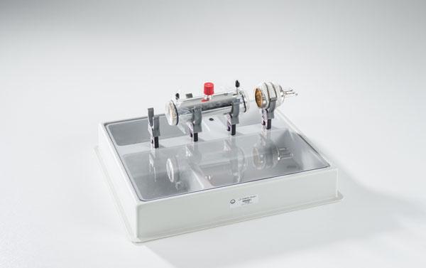 IR gas experiment kit