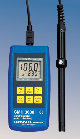 Oxygen Meter DO/BOD