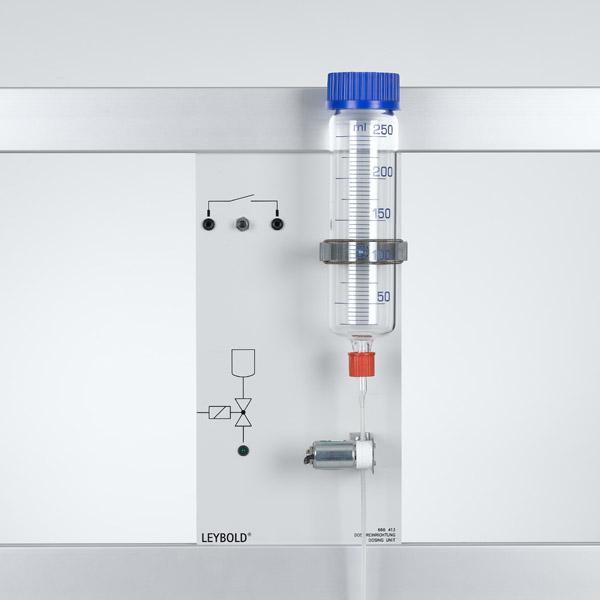 Metering unit for bioreactor, CPS