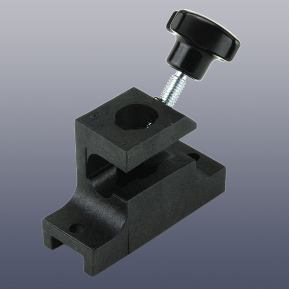 Clamp for heating mantle