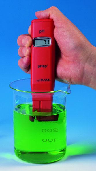 pH-tester pHep