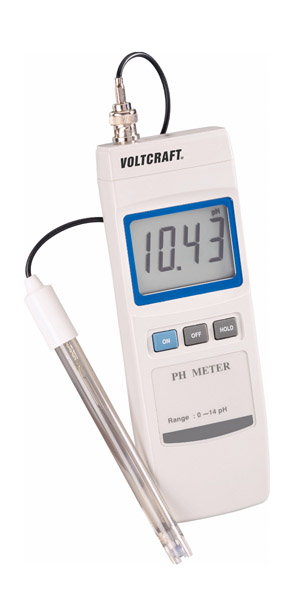Digital pH-Meter 201