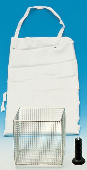 Apron, PVC, 90 x 110 cm