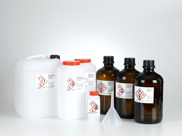 Chemical waste disposal set