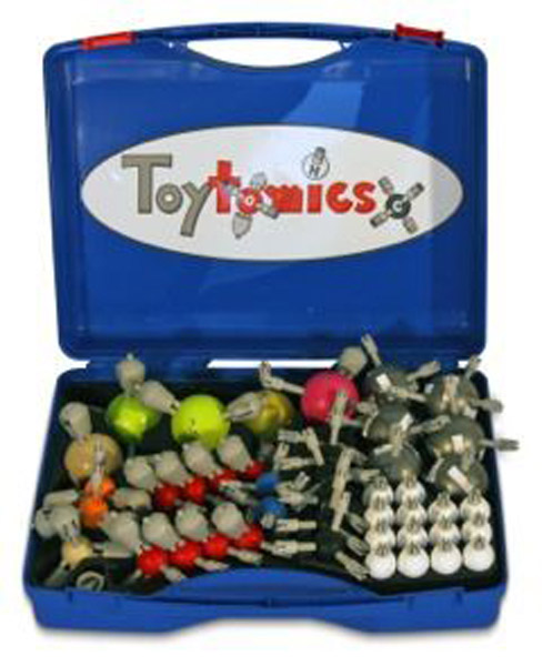 Molecular building system: Toytomics Periodic System