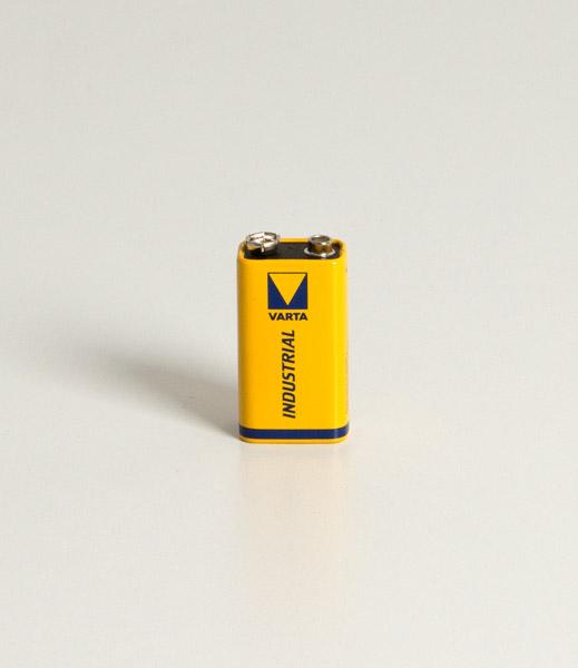 Battery 9 V (block)