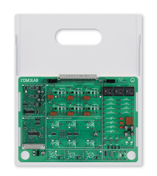 COM3LAB Course: Power Electronics I