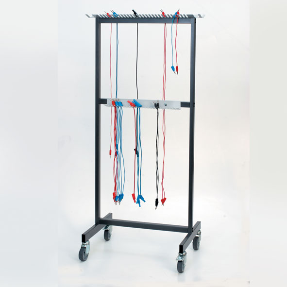 Mobile cable holder