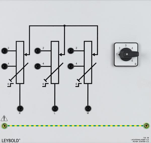 Rotor starter 0.3
