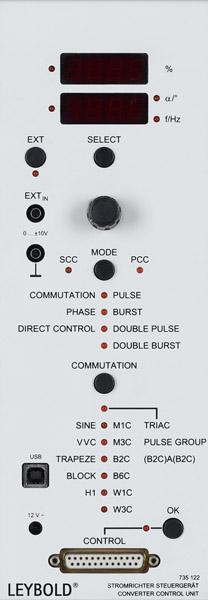 Converter controller unit