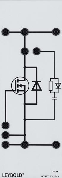 MOSFET 500 V/10 A