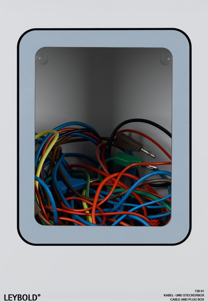 Cable and plug box