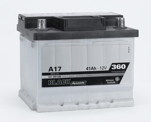 AGM-battery 12V