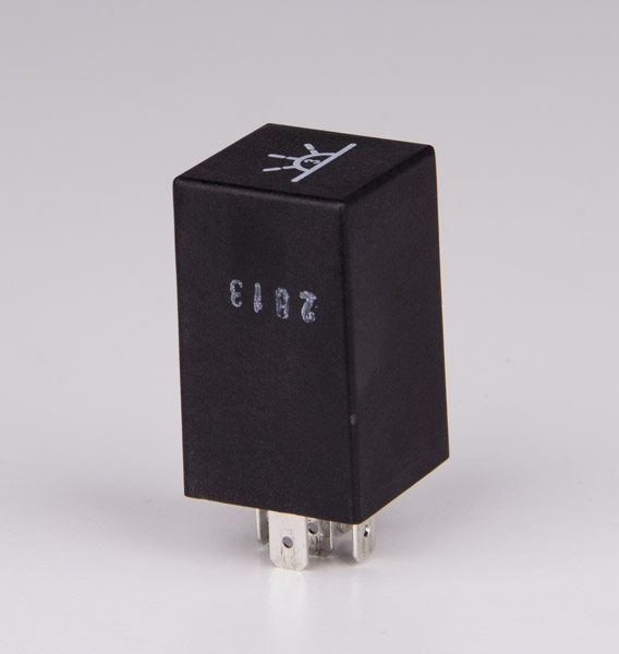 Convenience turn signal control unit