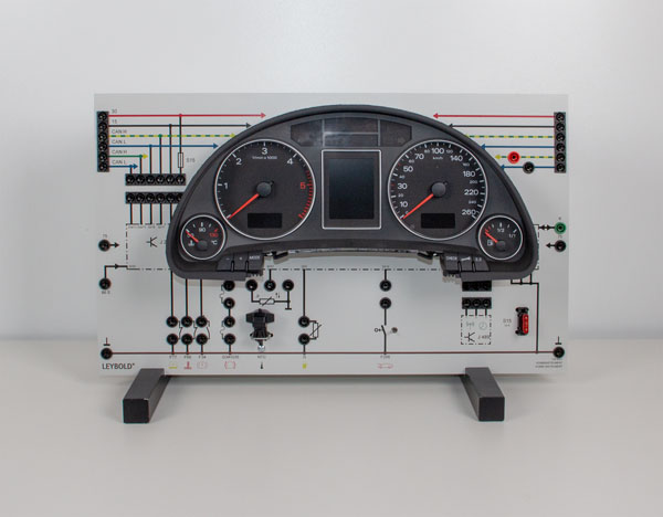 Instrument cluster unit