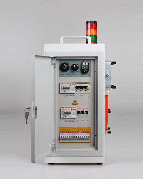 PEV High Voltage Trainer