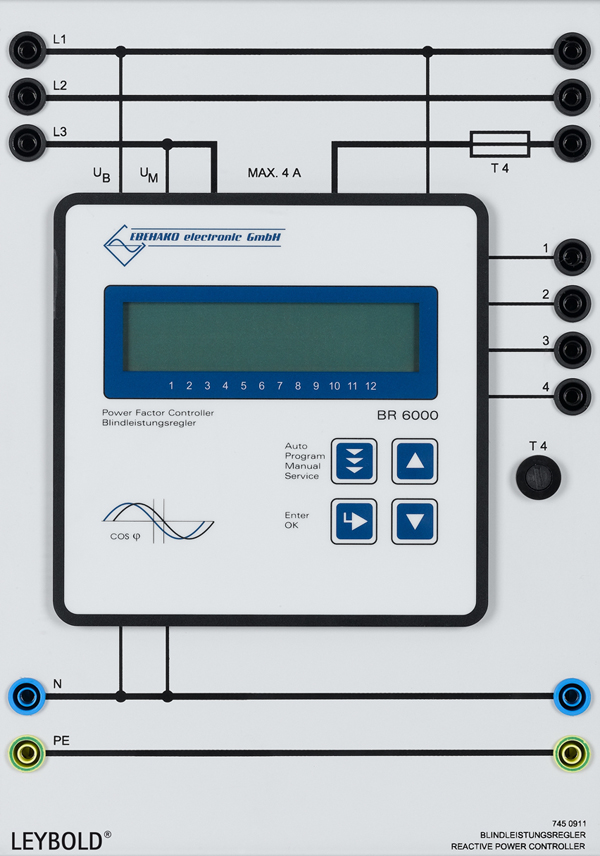 Reactive Power Controller
