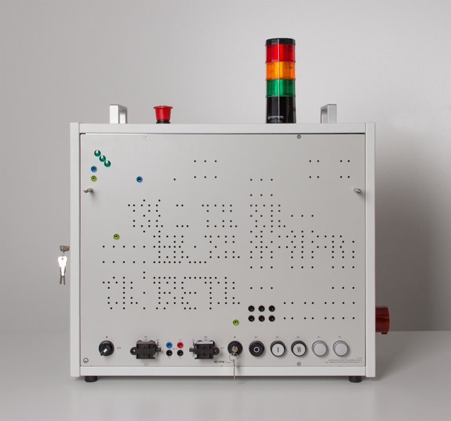 Fault simulator for Contactor circuits