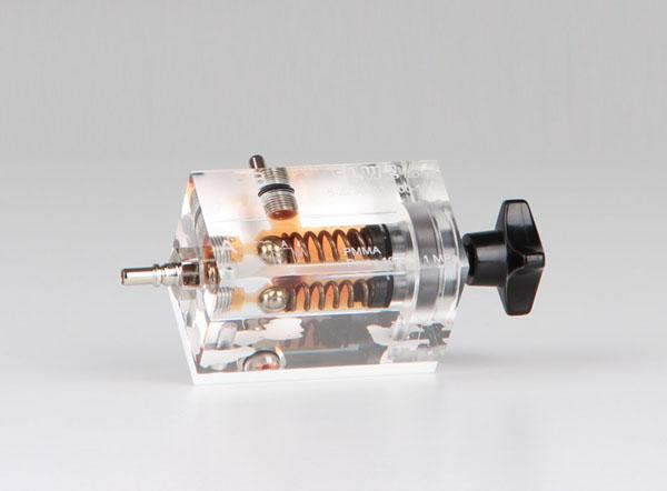 KSS Pressure relief valve, (poppet valve)