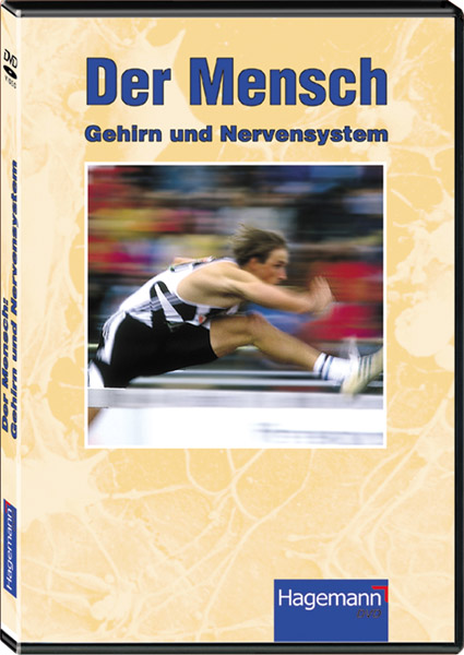 DVD: The human: Brain and nervous system