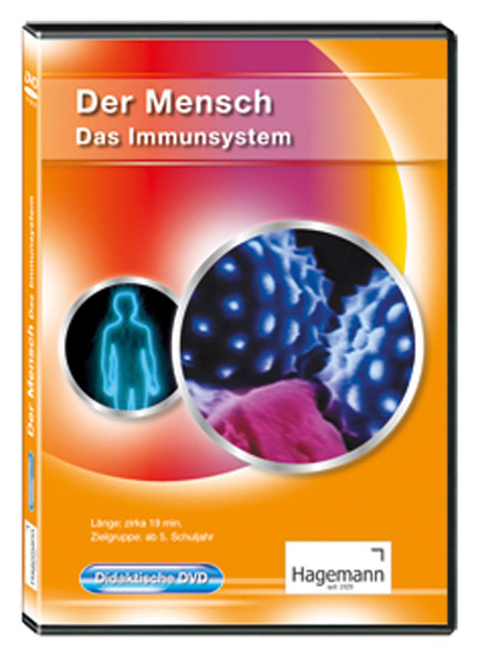 DVD: Didactical DVD Immune system