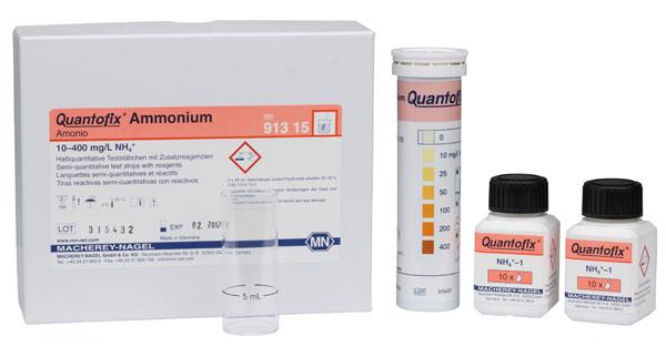 Test sticks Ammonium