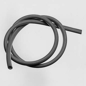 Rubber tubing, 1 m x 10 mm diam.