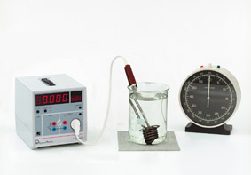 How electrical work depends on time