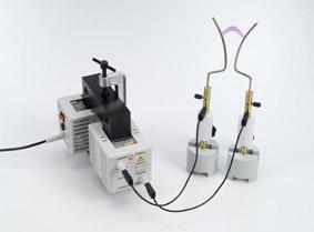 Model of a high-voltage transformer