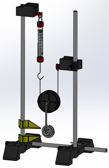 Movable pulley
