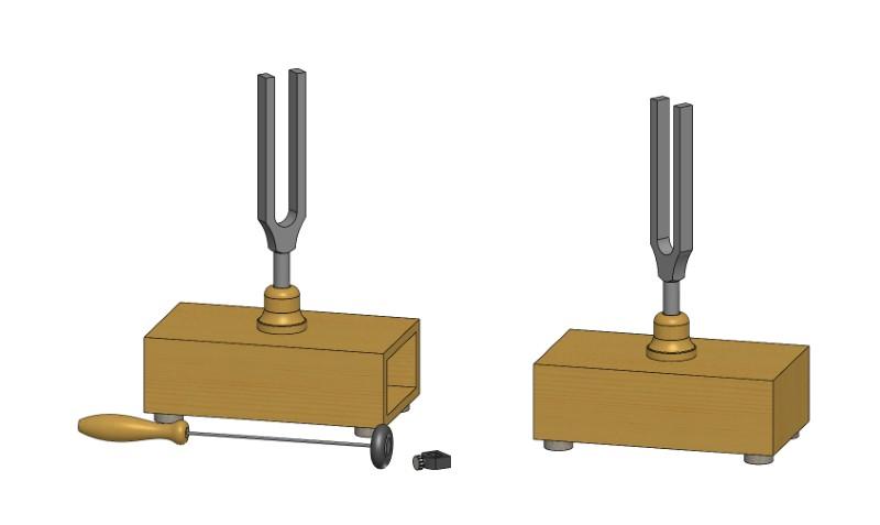 Transmitter-receiver principle