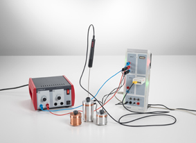 Converting electrical energy into heat energy - Measuring with CASSY